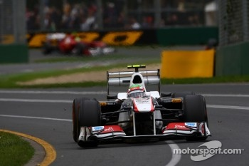 Shipping Perez's chassis cost Sauber 30,000 Euro