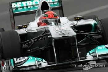 New chance in Malaysia for Mercedes GP