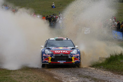 Sébastien Ogier and Julien Ingrassia and Citroen DS3 WRC, Citroen Total World Rally Team
