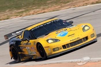 #04 Corvette Racing Chevrolet Corvette C6 ZR1: Oliver Gavin, Jan Magnussen, Richard Westbrook