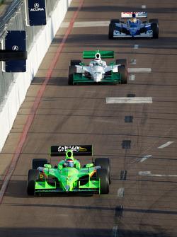 Danica Patrick, Andretti Autosport, Simona de Silvestro, HVM Racing