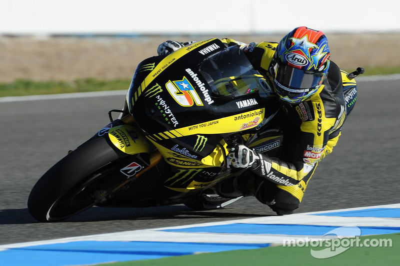 2011. Colin Edwards (MotoGP)