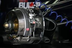 Scuderia Toro Rosso, Technical detail, brake system