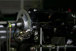 McLaren Mercedes, Technical detail