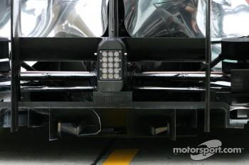McLaren Mercedes, Technical detail, diffuser