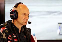 Едріан Ньюї, технічний директор Red Bull Racing