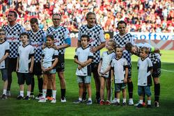 Team Nazionale Piloti, Felipe Massa, Williams und Sebastian Vettel, Ferrari