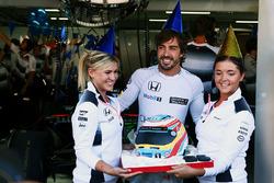 Fernando Alonso 35. yaş gününü kutluyor