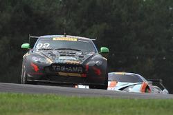 #09 TRG-AMR, Aston Martin Vantage GT4: Jason Alexandridis