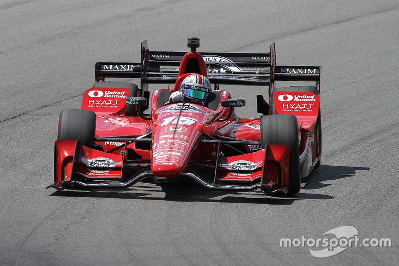 Rahal Letterman Lanigan Racing - Honda