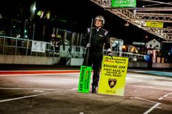 #38 Antonelli Motorsport, Lamborghini Huracan GT3