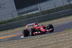 Teste da Pirelli em Fiorano