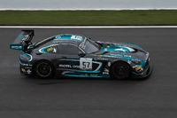 #57 Black Falcon, Mercedes-AMG GT3: Hubert Haupt, Andreas Simonsen, Adam Christodoulou