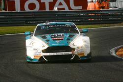 #44 Oman Racing Team Aston Martin Vantage GT3: Ahmad Al Harthy, Devon Modell, Jonathan Adam, Darren Turner