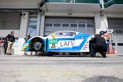 #15 Phoenix Racing, Audi R8 LMS: Nicolaj Möller Madsen, Markus Winkelhock