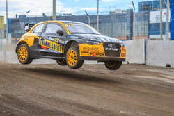 Робін Ларссон, Larsson Jernberg Racing Team