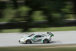 #77 Alex Job Racing Porsche 991 GT3 R: Gunnar Jeannette, David MacNeil