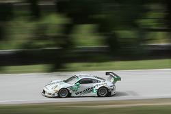 #77 Alex Job Racing, Porsche 991 GT3 R: Gunnar Jeannette, David MacNeil