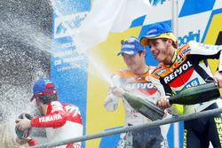 Podyum: 1. Valentino Rossi, 2. Tohru Ukawa, 3. Max Biaggi