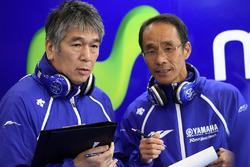 Куиши Тсуджи, главный менеджер подразделения по развитию Yamaha Motor