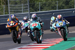 Brad Binder, Red Bull KTM Ajo, Joan Mir, Leopard Racing, Philipp Ottl, Schedl GP Racing