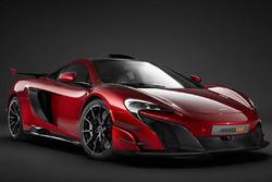 Présentation de la McLaren MSO HS