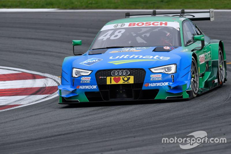 4. Edoardo Mortara, Audi Sport Team Abt Sportsline, Audi RS 5 DTM