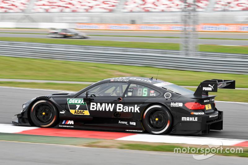 3. Bruno Spengler, BMW Team MTEK, BMW M4 DTM