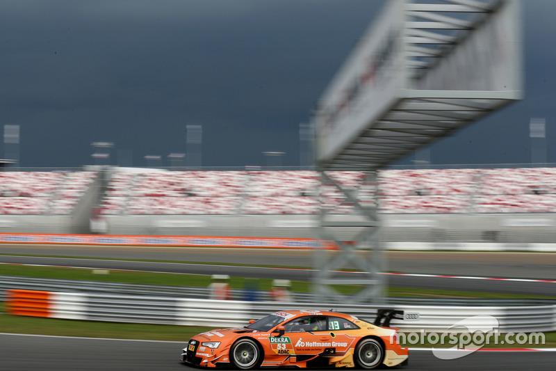 22. Jamie Green, Audi Sport Team Rosberg, Audi RS 5 DTM