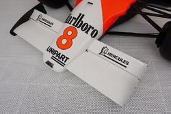 1984 McLaren MP4-2/2 manejado por Niki Lauda