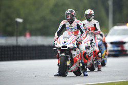 Scott Redding, Pramac Racing op de grid