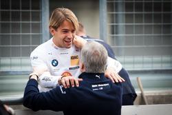 Augusto Farfus, BMW Team MTEK, BMW M4 DTM; Jens Marquardt, BMW-Motorsportdirektor