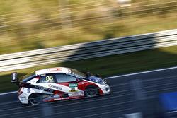 Niko Kankkunen, LMS Racing, SEAT Leon Cup Racer