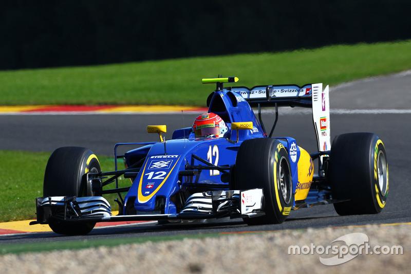 16º Felipe Nasr, Sauber C35