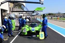 #40 Krohn Racing, Ligier JS P2 - Nissan: Tracy Krohn, Nic Jonsson, Olivier Pla