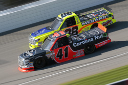 Ben Rhodes, ThorSport Racing, Toyota; Matt Crafton, ThorSport Racing, Toyota