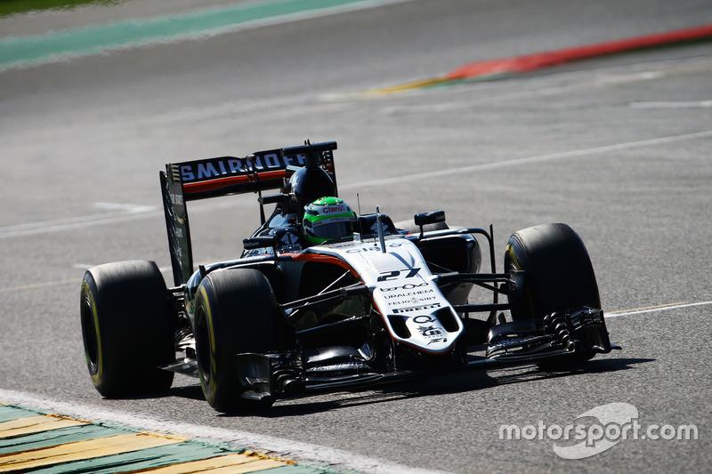 7º Nico Hulkenberg, Sahara Force India F1 VJM09