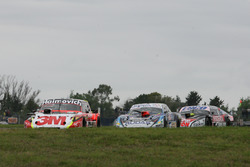 Mariano Werner, Werner Competicion Ford, Martin Ponte, Nero53 Racing Dodge, Guillermo Ortelli, JP Racing Chevrolet