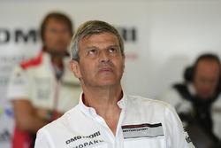 Fritz Enzinger, Başkan Yardımcısı LMP1, Porsche Team