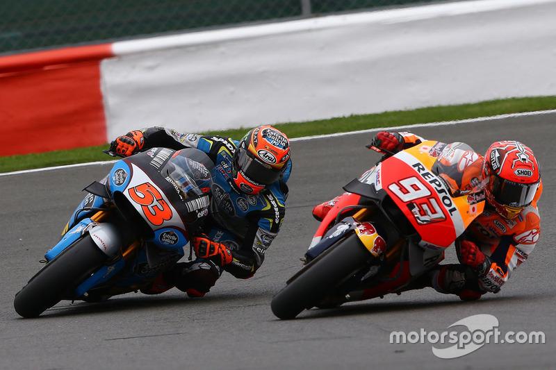 Marc Márquez, Repsol Honda Team, Tito Rabat, Marc VDS Racing Honda