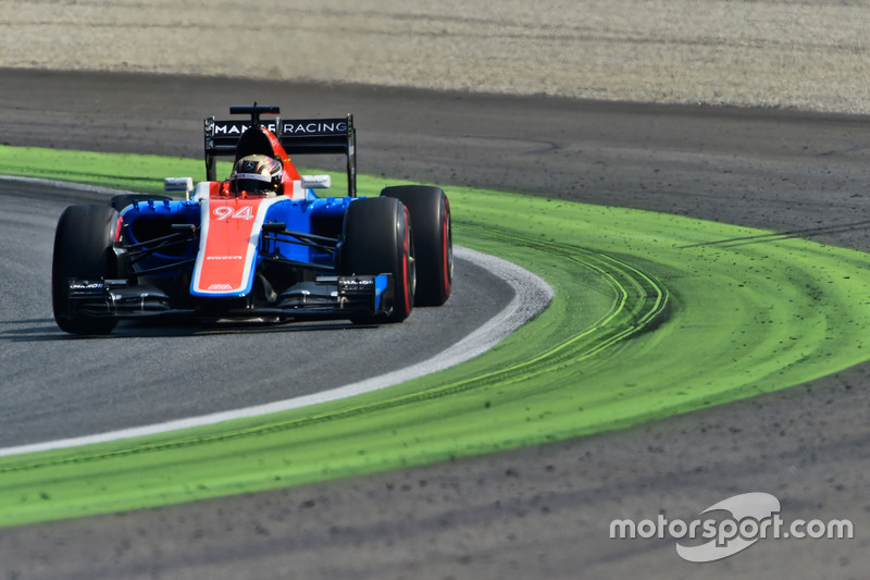 13. Pascal Wehrlein, Manor Racing MRT05
