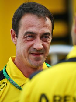 Louis Bordes, Renault Sport Racing İletişim Direktörü