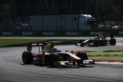 Antonio Giovinazzi, PREMA Racing ve Alex Lynn, DAMS