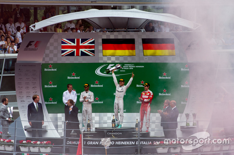 50 (2016) GP de Italia Primer lugar