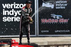 3. Helio Castroneves, Team Penske Chevrolet