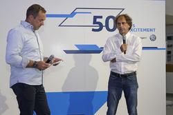 Patrick Simon, Dr. Donatus Wichelhaus ''50 yıllık heyecan - Volkwagen Motorsport'' açılış töreninde