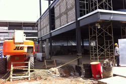 Bauarbeiten in Interlagos