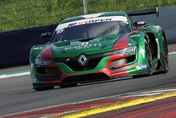 #15 V8 Racing Renault RS01: Francisco Guedes, Filipe Barreiros