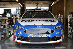 L'auto di Ricky Stenhouse Jr., Roush Fenway Racing Ford durante le verifiche