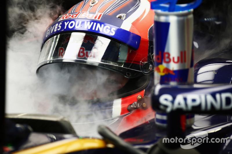 Toro Rosso: 2 очка